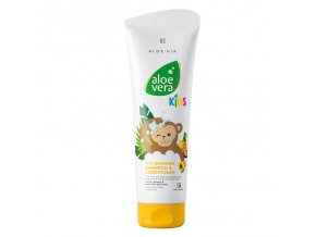 Aloe Vera Jungle Friends 3in1 Šampon, kondicionér & sprchový gel