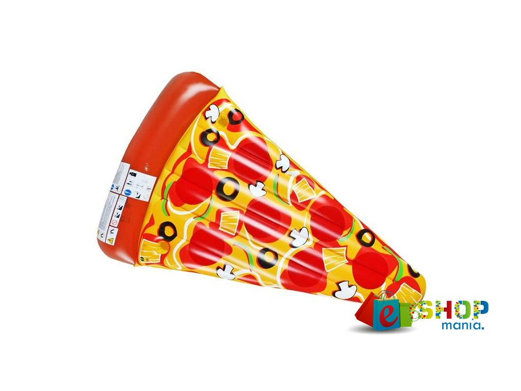 Nafukovací PIZZA FUN