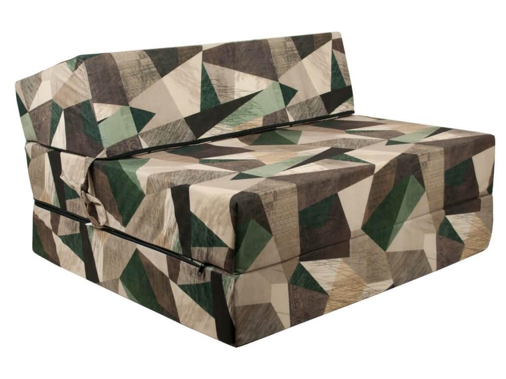 FIMEX Křeslo BREAK 90x200x15 cm Vzor: 04