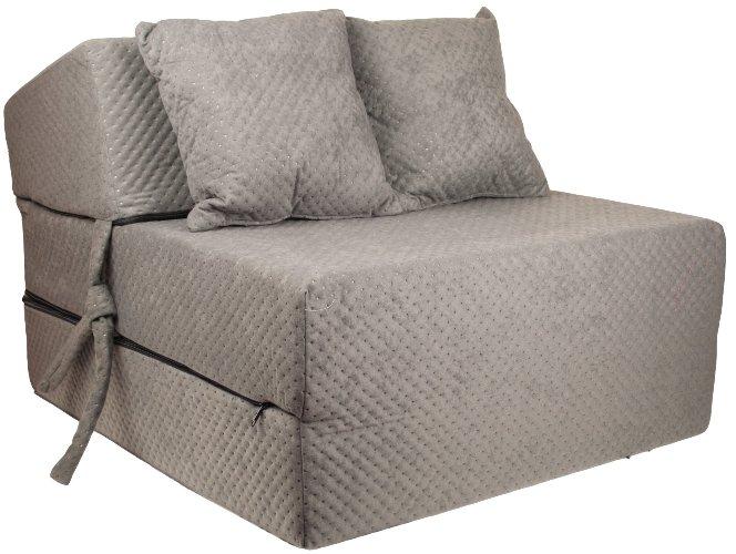 FIMEX Kreslo SUPER Comfort 70x200x15 Šedá