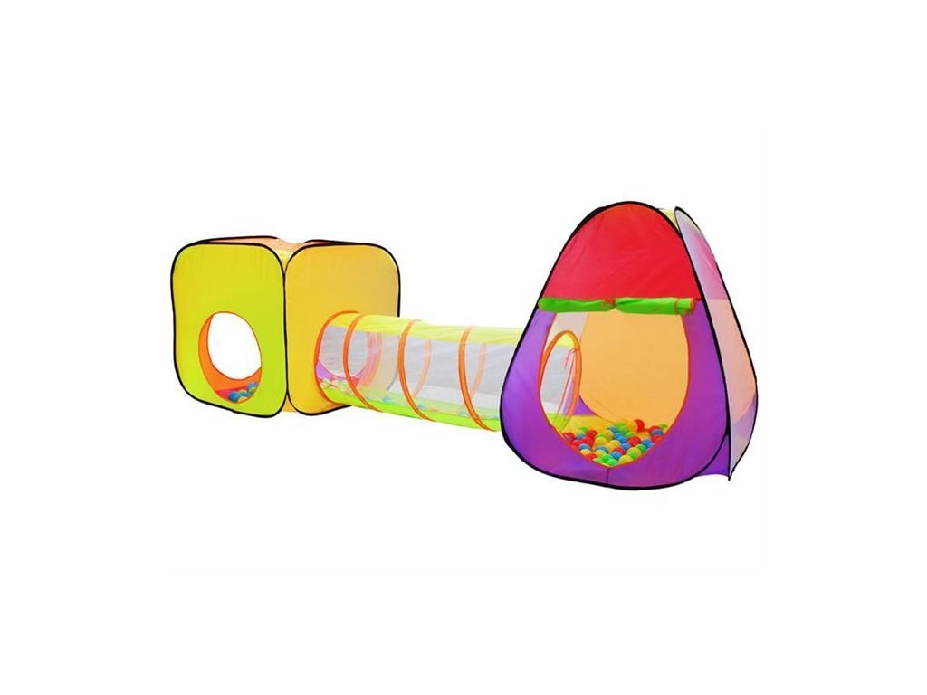 Dětský stan s míčky MAT