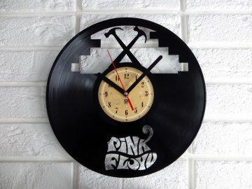 LP designové hodiny The Wall