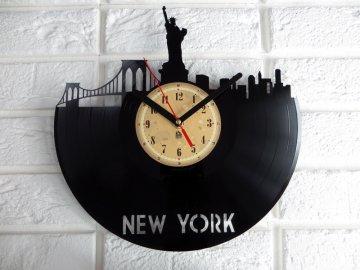 LP designové hodiny New York