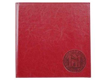 Desky z italských imitací s kombinací materiálů 25x25cm