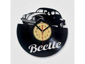 LP designové hodiny Beetle