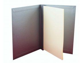 Desky z metalizovaného plátna s magnety