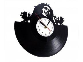 LP designové hodiny Marley