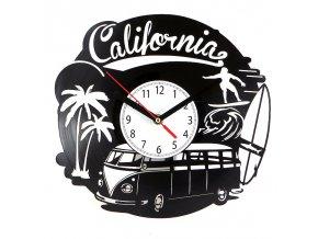 LP designové hodiny California
