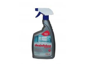 Asepsol dezinfekční roztok s rozprašovačem 750 ml