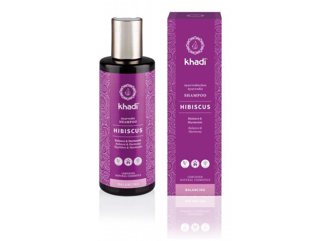 Khadi šampón IBIŠEK na citlivou pokožku - 250 ml