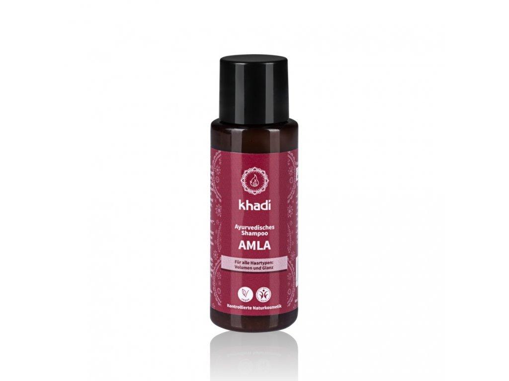Khadi šampón AMLA pro objem a lesk - 30 ml