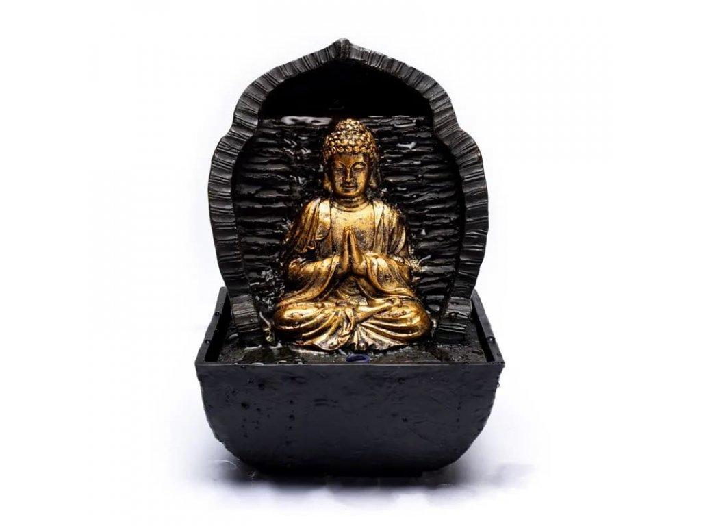Fontánka na vodu buddha