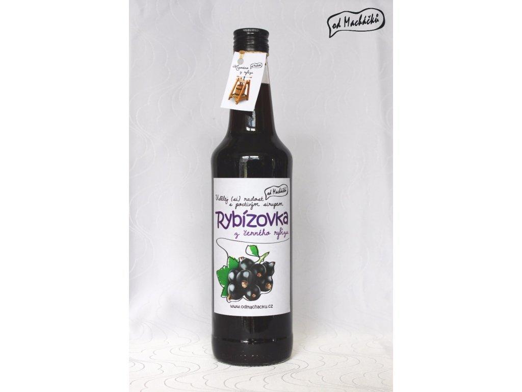 Sirup Rybízovka černá 500 ml