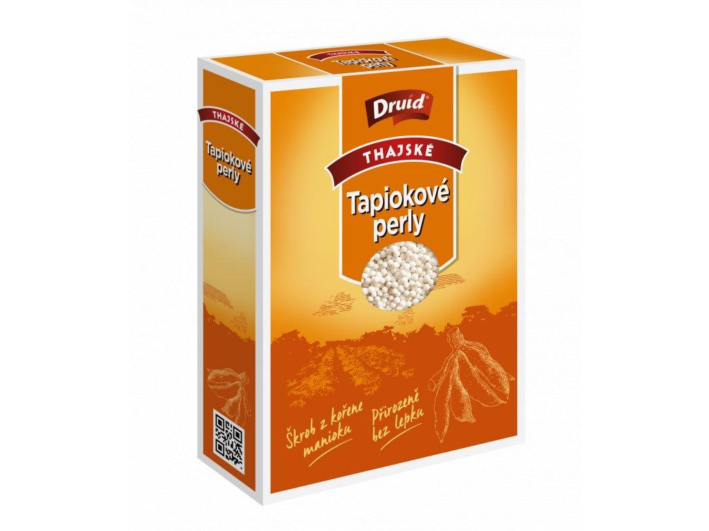 Tapiokové perly krabička DRUID 300 g
