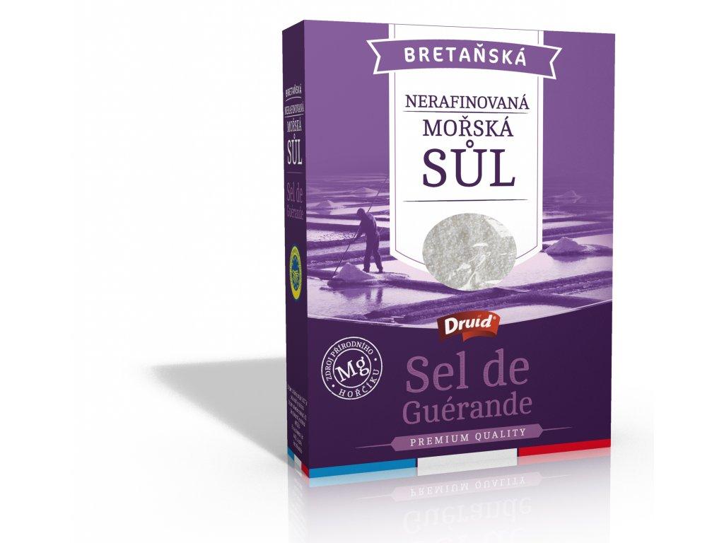 Mořská sůl BRETAŇSKÁ nerafinovaná 500 g2
