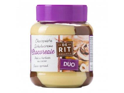 10317 chocoreal cokoladova duo bio 350g