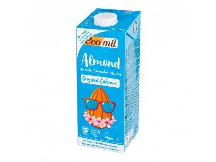 10743 napoj ze sladkych mandli s kalciem 1 l bio