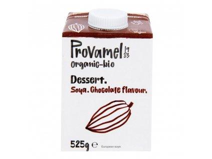 11115 sojovy dezert cokoladovy bio 525g