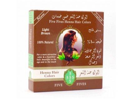 12702 henna hneda na vlasy 100g day spa