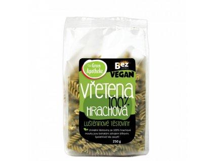 15567 vretena hrachova vegan 250g mediate