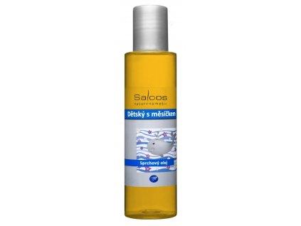 18192 detsky sprchovy olej s mesickem 125 ml