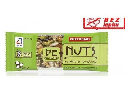 328065 1 tycinka nutrend denuts pistacie slunecnice 35g