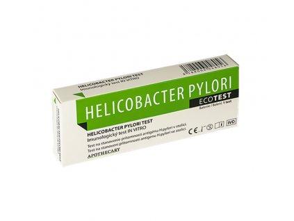 helikobakter pylori test