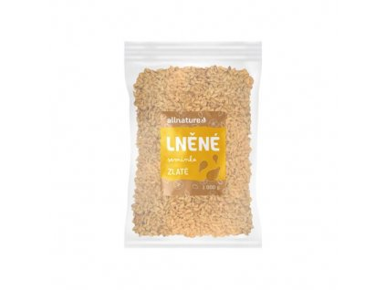 allnature lnene seminko zlate 1000 g