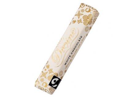 Bílá čokoládová tyčinka Divine 35 g