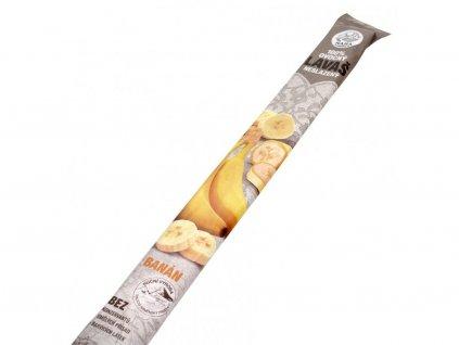 57014 1 ovocna trubicka lavas banan 140g nara natur