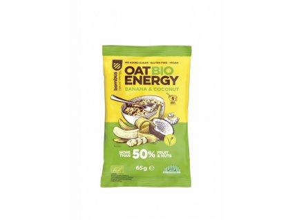 5591 bombus oat bio energy banana coconut 65 g