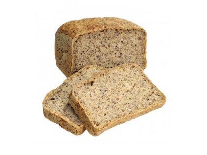 Amarantový chlebík bez lepku 300g 356x400