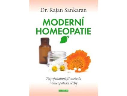 MODERNÍ HOMEOPATIE, DR. RAJAN SANKARAN