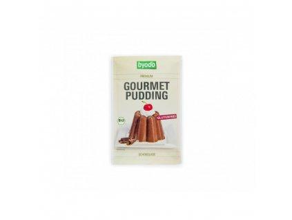 pudinkovy prasek cokolada bio 46 g byodo
