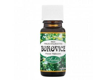 saloos salus esencialni olej etericky olej borovice