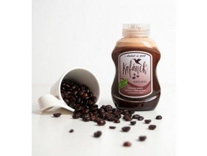 kafanek kavovy cukr natural 325g