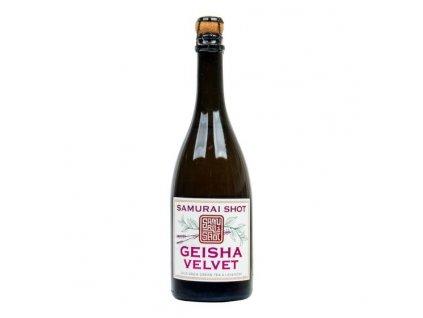 geisha velvet