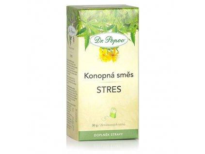 konopná směs STRES
