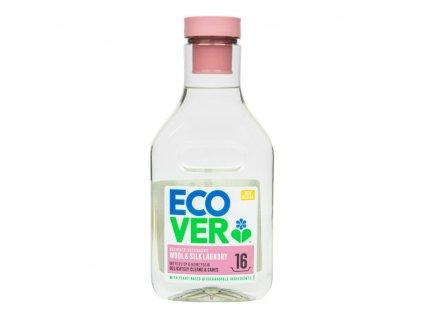 ECOVER  tekutý prací prostředek na jemné prádlo leknín a cukrový meloun 750ml COUNTRY LIFE