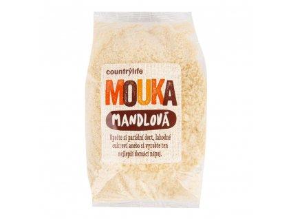 MOUKA MANDLOVÁ 250G COUNTRYLIFE