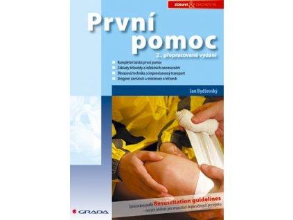 57403 prvni pomoc 2 prepracovane vydani jan bydzovsky