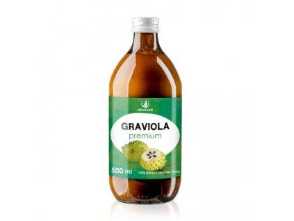 graviola premium allnature 500 ml