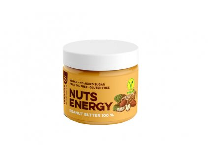 Bombus NUTS ENERGY Peanut Butter (2)
