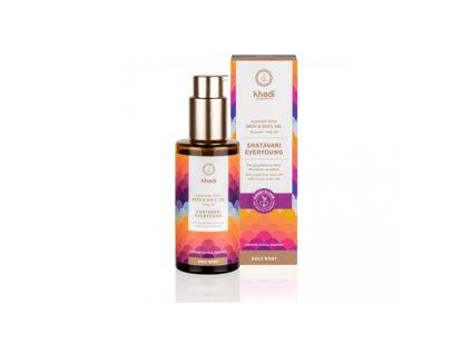 elixir olej pro pokozku a dusi shatavari everyoung khadi 100 ml 608868 1 wm0