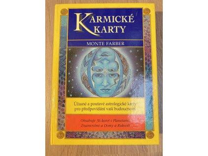 KARMICKÉ KARTY + KNIHA