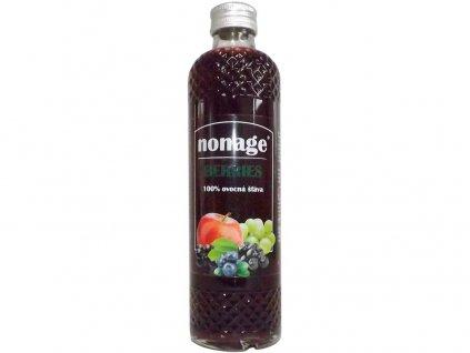 125399 1 ovocna 100 stava berries juice 330ml nonage