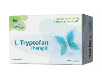 L-TRYPTOFAN 60 kapslí