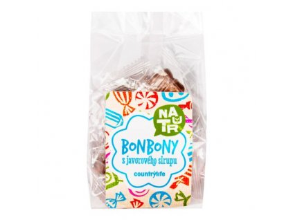 Bonbony z javorového sirupu 60 g