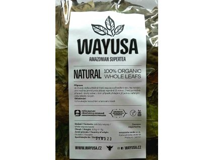 75439 1 wayusa natural cele listy 100g