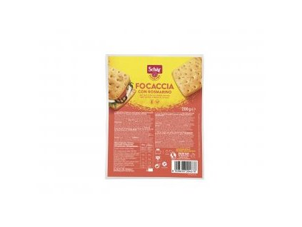 Product Bakery Focaccia 200g NORTH 72dpi Front